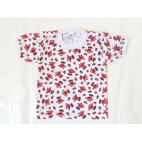 20 Blusas Blusas C/ Botão Malha 100% Algodão, Para Bebês!