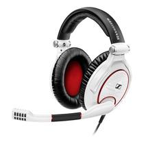 Headset Profissional C/ Bloq. Ruídos P/ Games/pc - Branca
