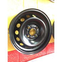 Roda De Ferro Ford Aro 14 Ka Fiesta Original Modelo Novo !
