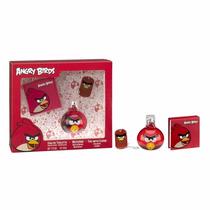 Angry Birds Perfume Niño Rojo Red Bird Eau D Toilette 50 Ml