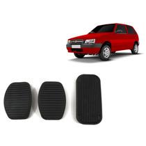 Capa De Pedal De Freio Embreagem Acelerador Fiat Uno