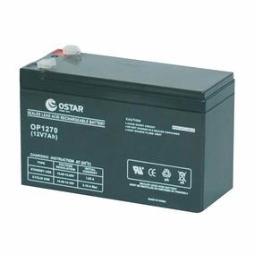Bateria Gel 12v 7ah Alarma Recargable Ups Emergencia