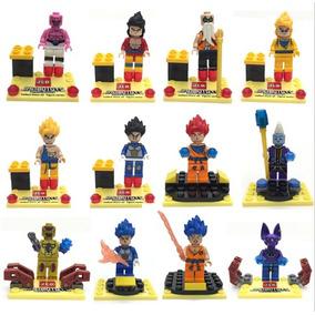 Dragon Ball Z Renascimento De Freeza Lego Compatível