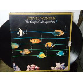 Lp Stevie Wonder The Original Musiquarium I Motown 1982 Raro