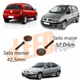 Kit Selos Traseiro Tampão Motor Clio Megane Scenic 1.6/2.0