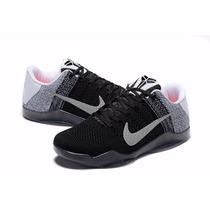 Zapatillas Deportivas Kobe Xi Black White Talla 8 Usa