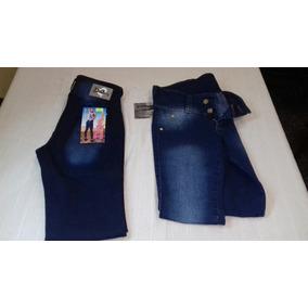 Jeans Dama Elastizados 3 - 6 Y 12 Unidades
