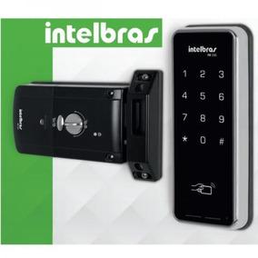 Fechadura De Senha Digital Intelbras Fr 200 A11