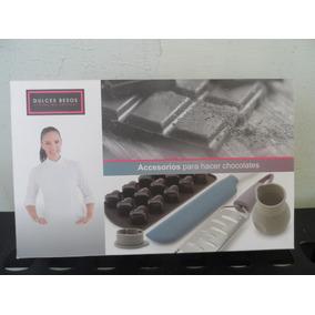 Accesorios Para Hacer Chocolates Paulina Abascal