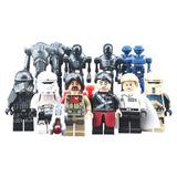 Star Wars Rogue One Baze Orson K-2so Compatible Con Lego