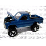Mc Mad Car Majorette Toyota Pick Up Auto Coleccion Camioneta