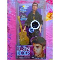 Muneco Justin Bieber Con Cancion Boyfriend
