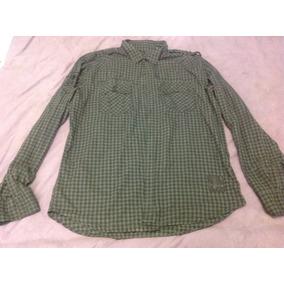 Camisa Affliction Talla Xxl