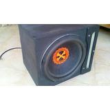 Bajo Power Bass 15 3xl Con Cajon