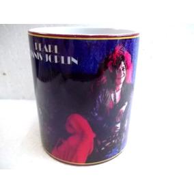 Janis Joplin Pearl Linda Caneca Xicara Porcelana