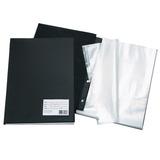 6 Unidades Pasta Catalogo 100 Envelopes Plasticos Acp