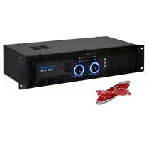 Amplificador De Potencia Oneal Op-2400 800w Progama Musica