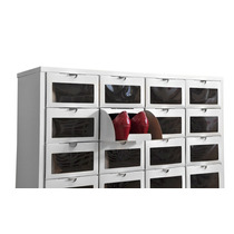 Mueble Organizador De Calzado X24 Cajas (hasta Talle 45)