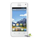 Huawei Y360, Blanco Y Negro, 4 Pulgadas.
