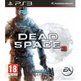 Dead Space 3 Para Ps3 - Juego En Español - Sellado