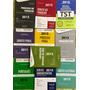 10 Livros Concursos P/ Tribunais 2011/2015 (estado De Novos)