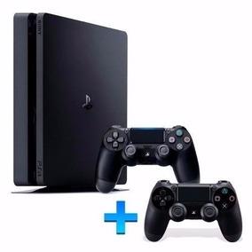 Playstation 4 1tb Ps4 Ultimate Edition Bivolt 2 Controles
