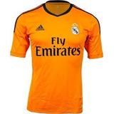 Camiseta Suplente Real Madrid 2013/14 Lfp Cristiano Ronaldo