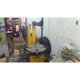 Máquina Desmontar Pneus E Compressor Trifásico Usado