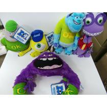 Sullivan Wazowski Randall Scott Monster Disney Envío Gratis