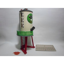 Playmobil Vintage Silo Del Granero Sistem X Set 5119 De 2012