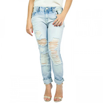 Calça Jeans Feminina Ellus Second Floor Boy Slim 19sa470