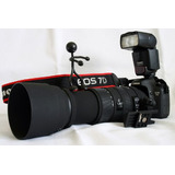 Alquiler De Camaras Canon T3i 5i 7d 6d Flash Go Pro Hero 3/4