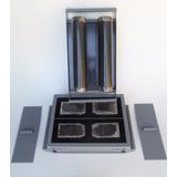 Kit Duplo Forma Bloco E Canaleta 15 Estrutural 14x19x39cms
