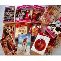 Romances Harlequin Diversos Kit Com 10 Volumes