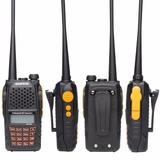 Rádio Comunicador Baofeng Dual Band 7w Talkabout Uv-6r