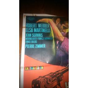 Afiche De Cine Antiguo. Raúl Afiches