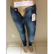 Calça Jeans Feminina Barata - Tamanho 40