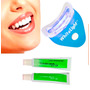 2x Kit Blanqueador Dientes White Light Dental /hb Importacio