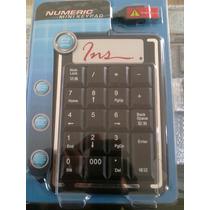 Teclado Numerico Usb Laptop / Pc / Mac