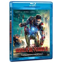 Homem De Ferro 3 - Blu Ray