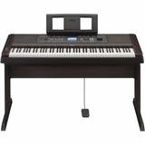 Piano Digital Yamaha Dgx 650 Con Garantia De 2años.citimusic
