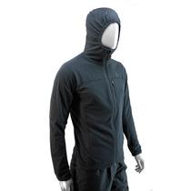 Campera Abrigo Adidas Hombre Negro