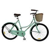 Bicicleta Paseo Enrique 385 Rodado 26 Verde