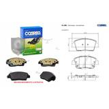 Pastilha De Freio Cobreq Dianteira Hb20 5p Comfort Plus 1.0
