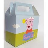 24 Caixinha Surpresa Lembrancinha Peppa Pig