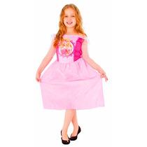 Fantasia Bela Adormecida / Aurora Infantil Standard - Rubies