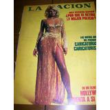 La Nacion Revista 486 - Angie Dickinson - Teodoro Bronzini