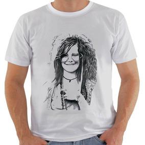 Camiseta Janis Joplin 2