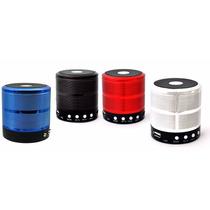 Caixa Som Speaker 5w Bluetooth Iphone Mp3 Fm Usb Portátil
