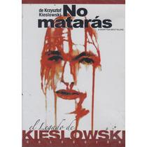 No Mataras Kieslowski Pelicula Dvd